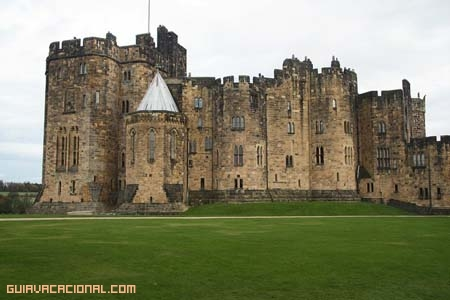Inglaterra, Castillo de Harry Potter