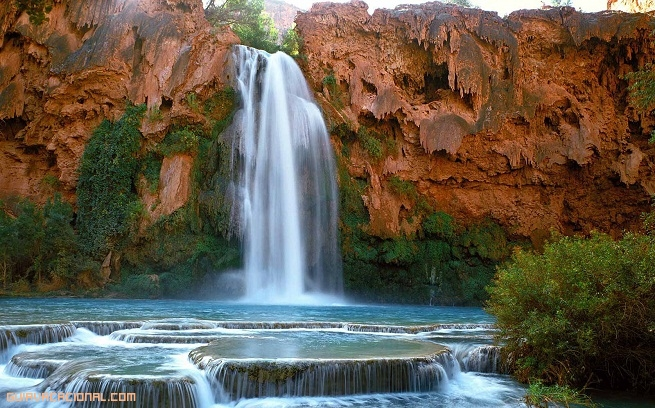 Cataratas Arizona, Havasu