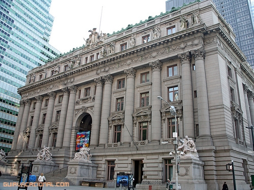 Custom House, New York