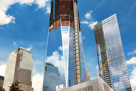 Freedom Tower de Nueva York