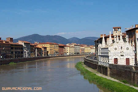 Canal Pisa