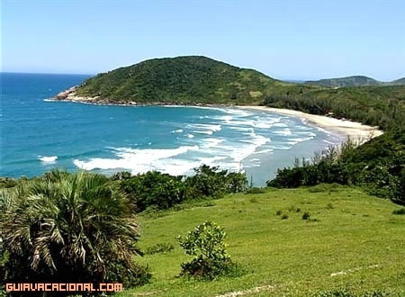 Santa Catarina, Brasil, Playa do Rosa