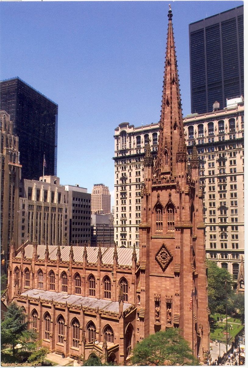 New York Trinity Church
