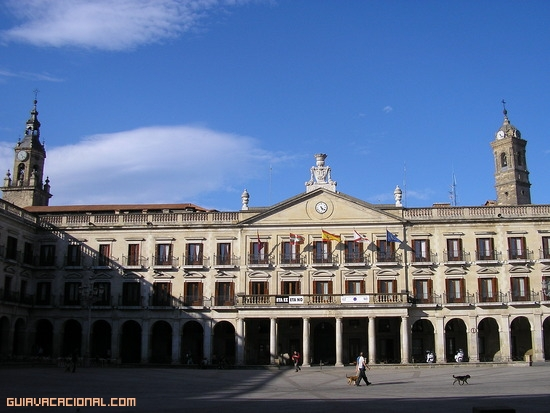 Plaza Mayor Vitoria